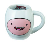 Adventure Time: 18oz Finn Oval Ceramic Mug