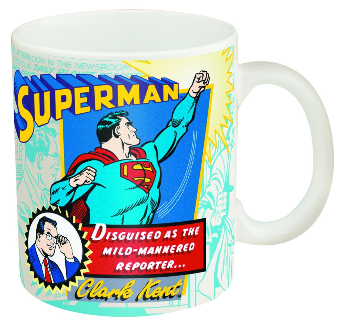 Superman 11.5oz Ceramic Mug