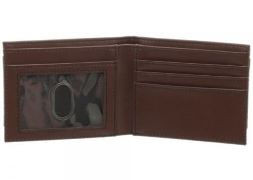 Zelda Mix Material Bi-Fold Wallet