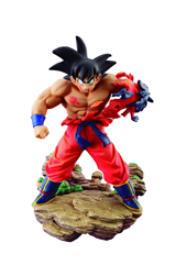 Dragon Ball Dracap Memorial 01 Son Goku PVC Figure