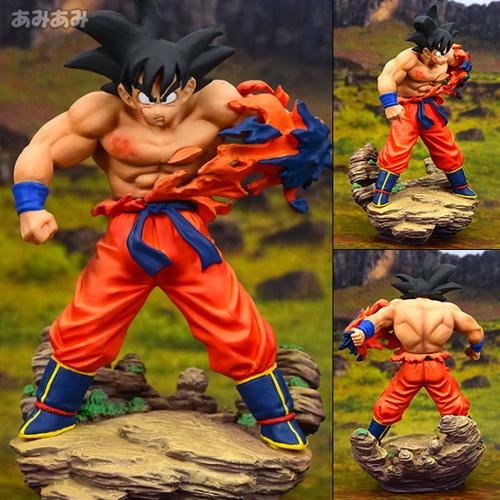Dragon Ball Dracap Memorial 01 Son Goku PVC Figure