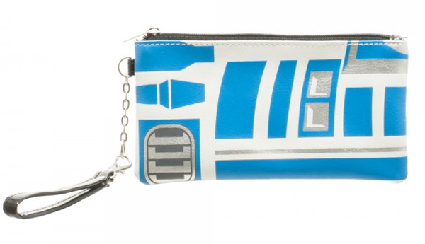 Star Wars Clear Envelope with Wristlet
