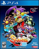 Shantae: Half-Genie Hero Risky Beats Edition