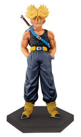 Dragon Ball Z Chozousyu Super Saiyan Trunks Figure