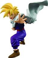 Dragon Ball Z Son Gohan Styling Figure