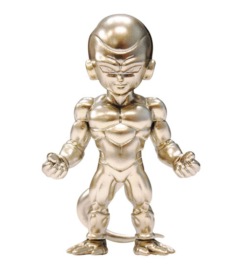 Dragon Ball Super Absolute Chogokin Golden Frieza Mini Figure