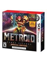 Metroid: Samus Returns Special Edition