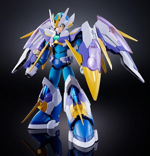 Mega Man X Giga Armor Version Chogokin Figure