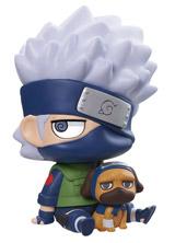 Naruto: Kakashi & Pakkun Soft Vinyl Figure
