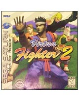 Virtua Fighter 2 Not For Resale Version