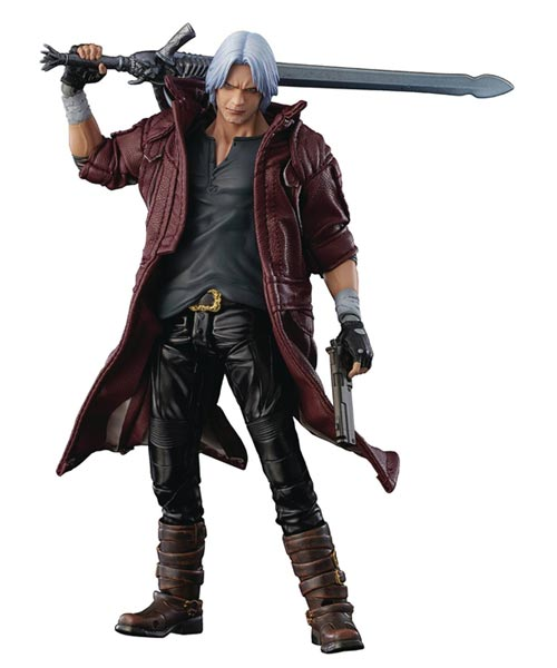 Devil May Cry 5 Dante 1/12 Scale Action Figure