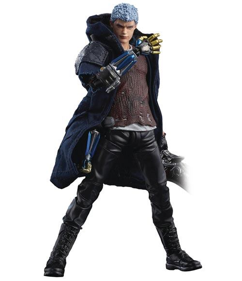 Devil May Cry 5 Nero Standard Version 1/12 Scale Action Figure