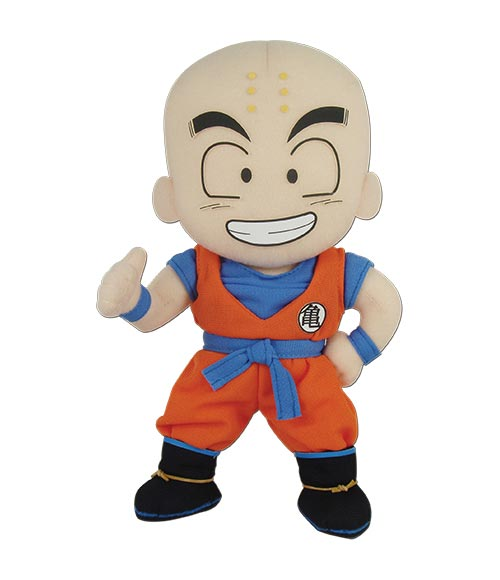 Dragon Ball Z Krillin 8 Inch Plush