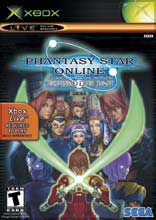 Phantasy Star Online Episodes I & II