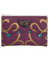 Legend of Zelda Twilight Princess ID Zip Wallet
