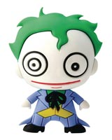 DC Heroes: The Joker 3D Foam Magnet