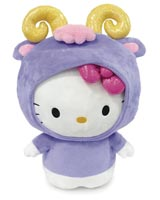 Hello Kitty Star Sign Aries Plush