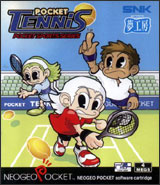 Pocket Tennis NeoGeo Pocket