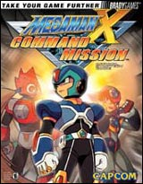 Mega Man X: Command Mission Official Strategy Guide