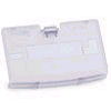 Gameboy Advance Replacement Battery Cover Glacier by Nintendo