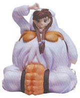 Vampire Savior Series 2 Sasquatch Mini-Figure