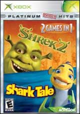 Shrek 2 / Shark Tale Bundle