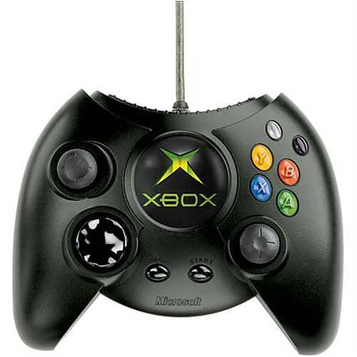 Xbox Original Black Controller by Microsoft