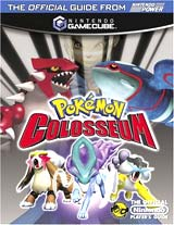 Pokemon Colosseum Official Nintendo Player's Guide