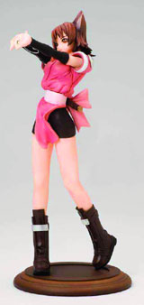 Shining Tears: Mao PVC Figure