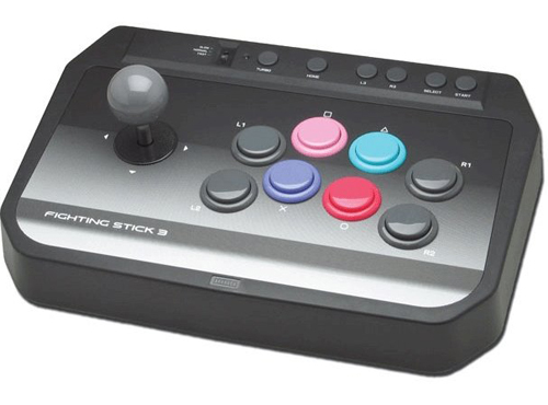 Playstation 3 Fighting Stick 3 by Hori