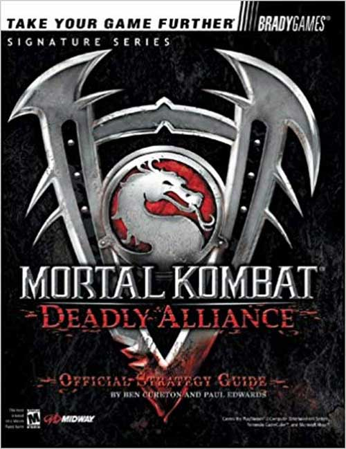 Mortal Kombat Deadly Alliance Official Strategy Guide