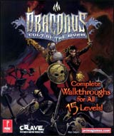 Draconus Official Strategy Guide Book