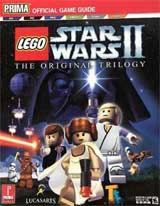 LEGO Star Wars II: The Original Trilogy Official Strategy Guide Book