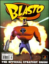 Blasto Official Strategy Guide Book