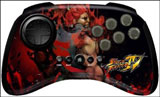PS3 Street Fighter IV FightPad - Akuma