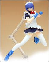 Ikki Tousen Ryomou Shimei Figma Action Figure