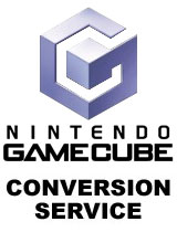 Nintendo GameCube Region Mod / Conversion Service