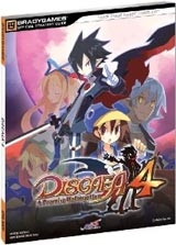 Disgaea 4: A Promise Unforgotten Official Strategy Guide