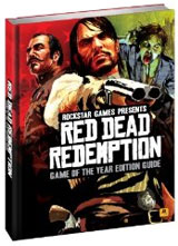 Red Dead Redemption Game of the Year Limited Edition Guide