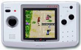 Neo Geo Pocket Color Handheld System - Platinum Silver