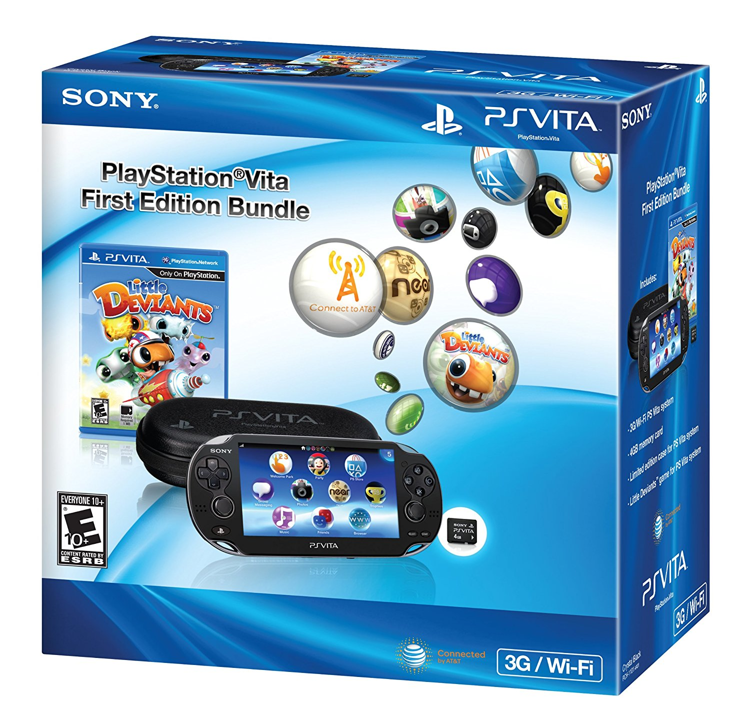 PlayStation Vita First Edition System Bundle