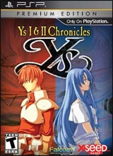 Ys I and II Chronicles Premium Edition