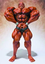 Baki Son of Ogre: Biscuit Oliva Figuarts ZERO Figure