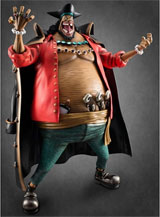 One Piece P.O.P.: Blackbeard Excellent Model (Version 1.5)