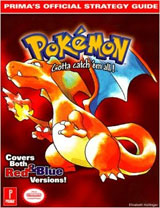 Pokemon Red & Blue Gotta Catch Em All Official Strategy Guide