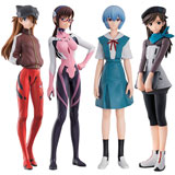 Evangelion 3.0 You Can (Not) Redo: Portraits F2 Trading Figures