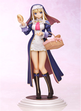 Shining Blade Airy Ardet Ani-Statue