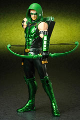 DC Comics Green Arrow ARTFX+ Statue New 52 Version