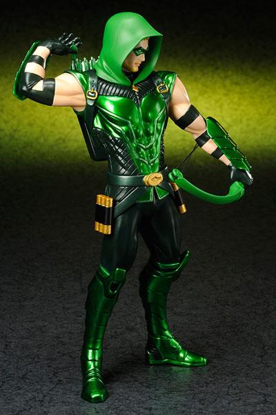 DC Comics Green Arrow ARTFX+ Statue New 52 Version
