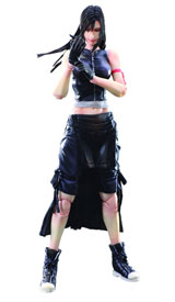 Final Fantasy Advent Children Play Arts Kai Tifa Lockheart Action Figure